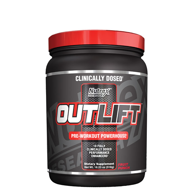 Pre Workout Out lift 20 lần dùng