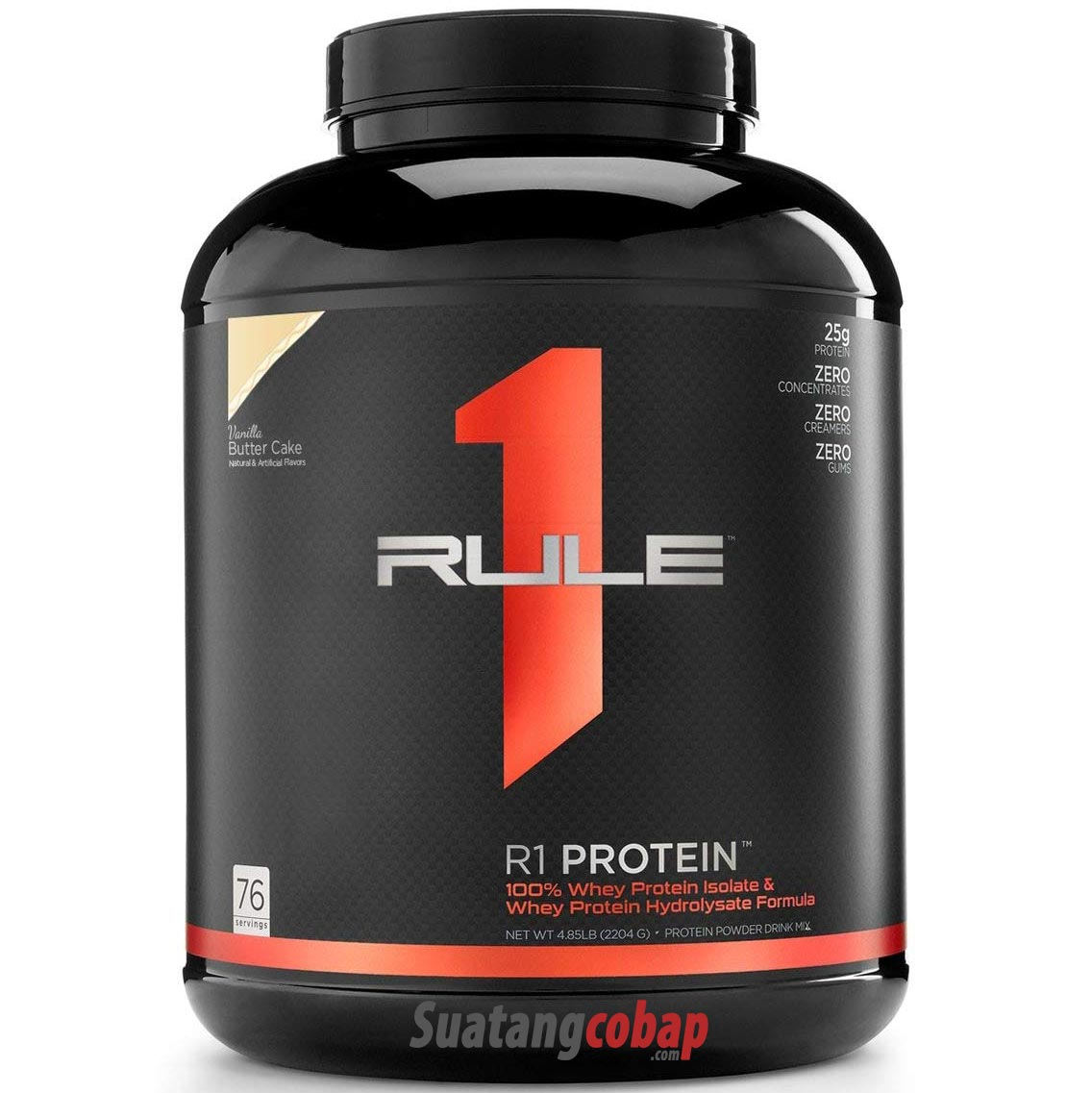 rule 1 r1 protein isolate hydrolyzed 5lbs